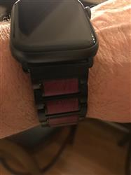 Don S. verified customer review of Fusion Watch Bands