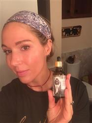 Leanna P. verified customer review of Manjish Glow Elixir™