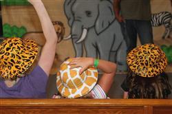 Mona S. verified customer review of Animal Print Safari Hats (one dozen)