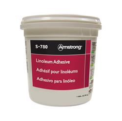 Jan P. verified customer review of 1 Gallon Premium Linoleum Adhesive: S-780