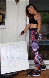 teresa g. verified customer review of 30-45 Day Workout E-book - Thick Thighs Save Lives