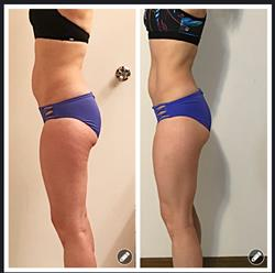 Annie C. verified customer review of 30-45 Day Workout E-book - Thick Thighs Save Lives