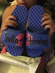 Anonymous verified customer review of Your Customized ISlide Sandal~9