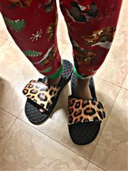 Wendy V. verified customer review of Your Customized ISlide Sandal~11
