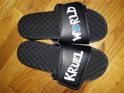 Gregory T. verified customer review of Your Customized ISlide Sandal~11