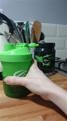 Katharine G. verified customer review of Super Greens Powder
