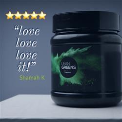Shamah K. verified customer review of Super Greens Powder