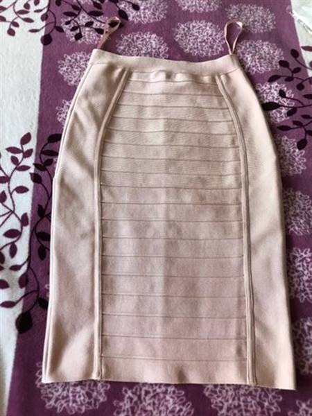 N***o verified customer review of Suprise Me Bandage Skirt