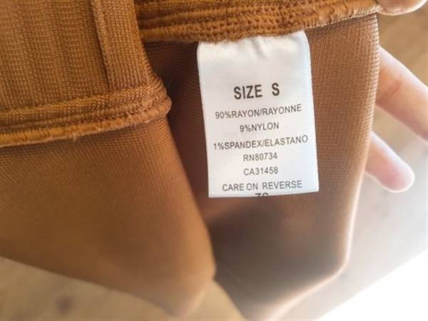 Shopper verified customer review of Just A Fling Bandage Dress