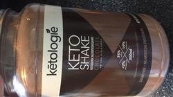 Chocolate Keto Shake- Net Wt. 2.38lb