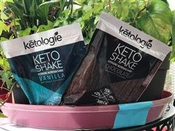 Maryia S. verified customer review of Keto Shake Sampler Pack