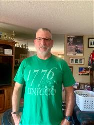 Jason F. verified customer review of 1776 United Logo Tee - St. Paddy's 2019 (Limited)