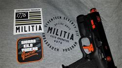 Brian S. verified customer review of 1776 United® Militia Package