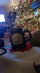 Robynlynn G. verified customer review of 1776 United® Patriot Mug