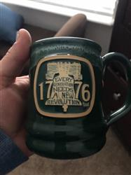 Ed K. verified customer review of Every Generation Mug