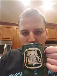 Forrest S. verified customer review of Every Generation Mug