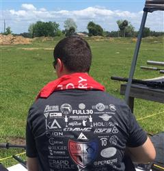 Glenn P. verified customer review of 3rd Annual NFA Review Shoot Event Tee