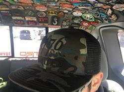 Arthur W. verified customer review of 1776 United® Camo Mesh Snapback