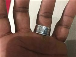 Kerwin B. verified customer review of 1776 United® Walking Liberty Ring