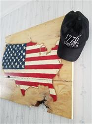 Donald W. verified customer review of 1776 United® Logo Flexfit Come and Take it Edition - CURVED BILL