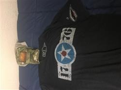 Cole A. verified customer review of 1776 United® Badge Logo Tee