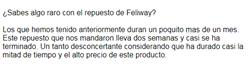 Mario G. verified customer review of Repuesto de Feliway Classic
