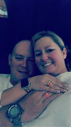 Ashlee B. verified customer review of Clemson Silicone Ring - Thin