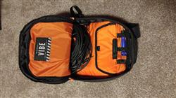 Michael M. verified customer review of VIBE Backpack
