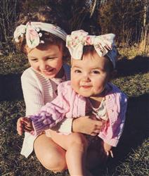 Kelsey M. verified customer review of Emma Messy Bow Headwrap