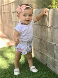 Maddie B. verified customer review of Ada Bow Bloomers