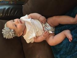 Baby A. verified customer review of Ada Bow Bloomers