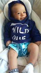 Sue. N. verified customer review of 2 Piece 'Wild One' Hoody Outfit