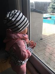 Krista B. verified customer review of 2 piece Pink 'Princess' Hoody Outfit