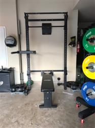 Daniel D. verified customer review of Men's Profile® PRO Elite Package with Folding Bench - Complete Home Gym