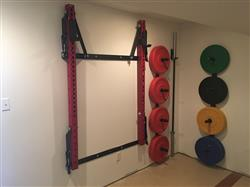 Larry D. verified customer review of Start: Profile® PRO Squat Rack - BYO Package