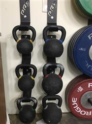 Judson C. verified customer review of Kettlebell Storage