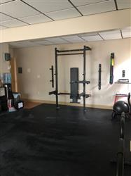 Stuart S. verified customer review of Profile® Squat Rack with Pull-Up Bar
