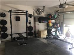 Mike C. verified customer review of SWOLE Mates: His & Hers Profile® PRO Package - Complete Home Gym