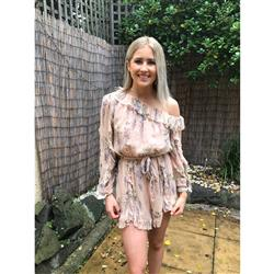 Anonymous verified customer review of Folly Whimsy Playsuit