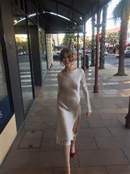 Lucy M. verified customer review of Kaia Long Sleeve Dress