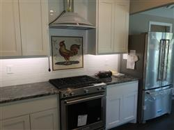 Gail G. verified customer review of Mosaic Tile Patterns - Varnished Rooster