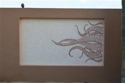 Bruce  verified customer review of Mosaic Art - Octopus Tentacles