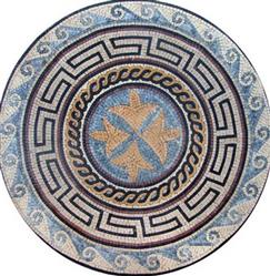Tim Coffey verified customer review of Round Greco-Roman Mosaic - Aelia
