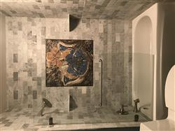 Nicole verified customer review of Marble Mosaic Designs - Butterfly