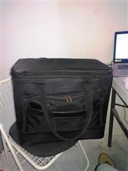 Joel A. verified customer review of Bugatti Ballistic Litigation Rolling Case