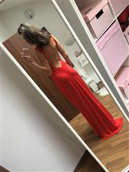 Sexy Backless Maxi Dress