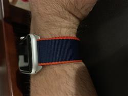 Rob D. verified customer review of Nylon Active Vibe Band