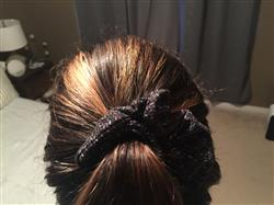 Erin verified customer review of In The Loop Scrunchie