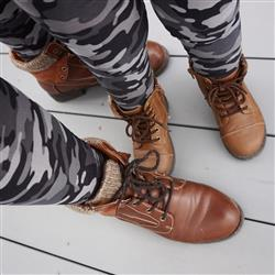Katelyn M. verified customer review of Urban Camo v2 Kids