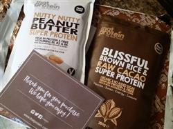 Sophie H. verified customer review of Perfect Partners - The Cacao Nutty Combo